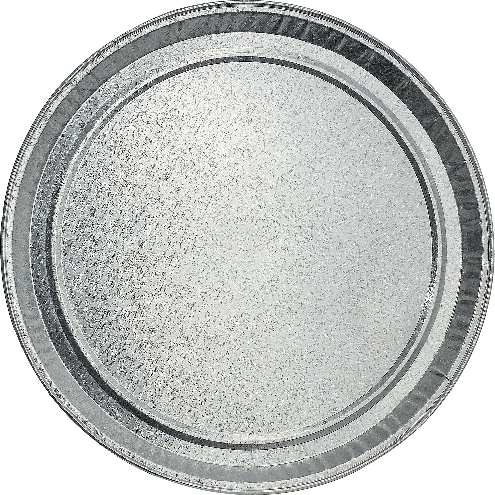 Embossed Aluminum Platter Image #2