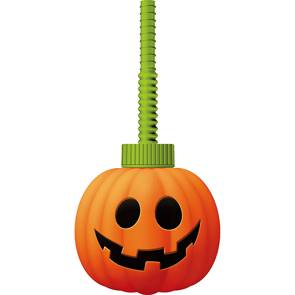 pumpkin sippy cup image 1