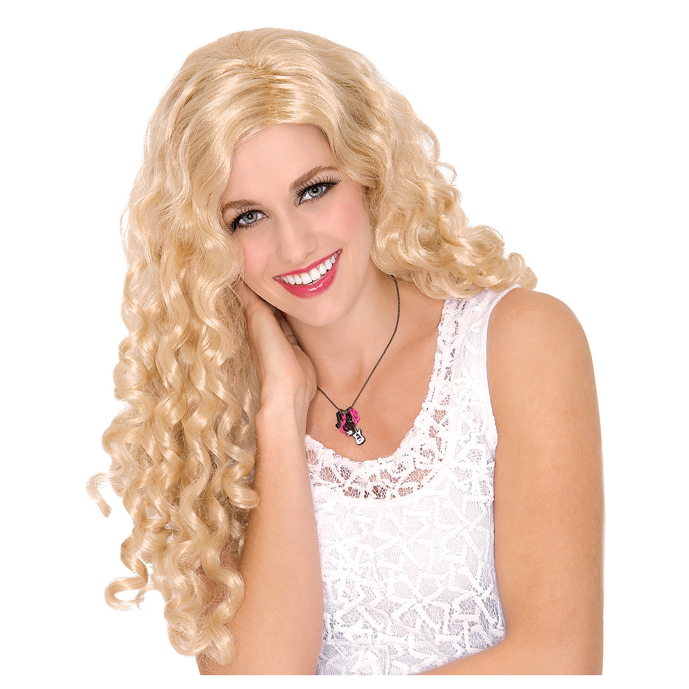 Country Pop Star Wig Image #1