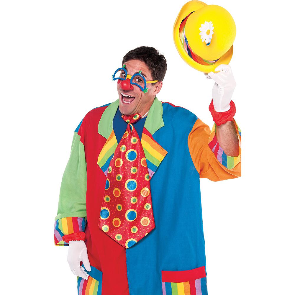 Jumbo Clown Tie Image #2
