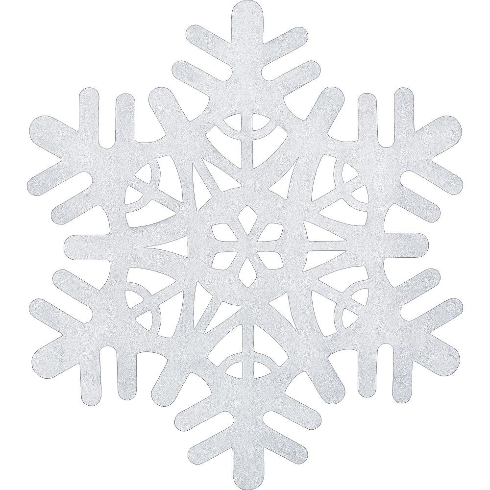 White Snowflake Image #1