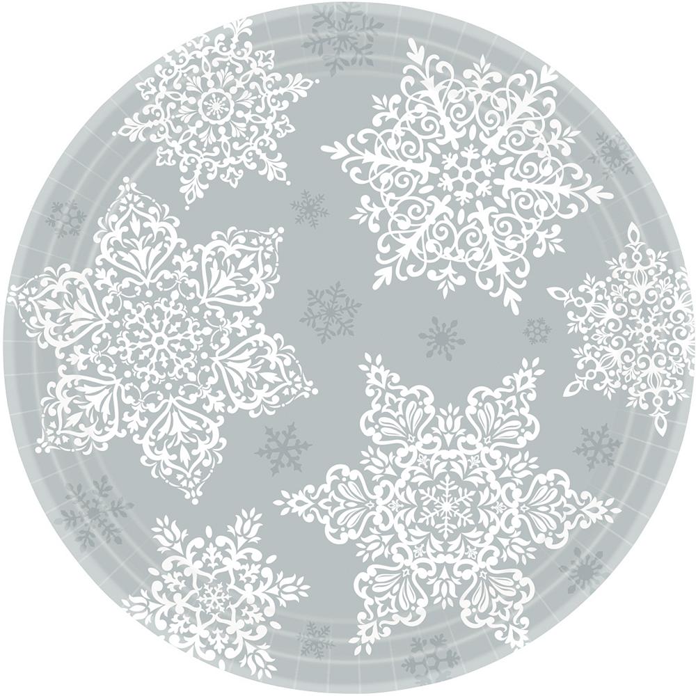 Shining Season Lunch Plates 60ct Image #1