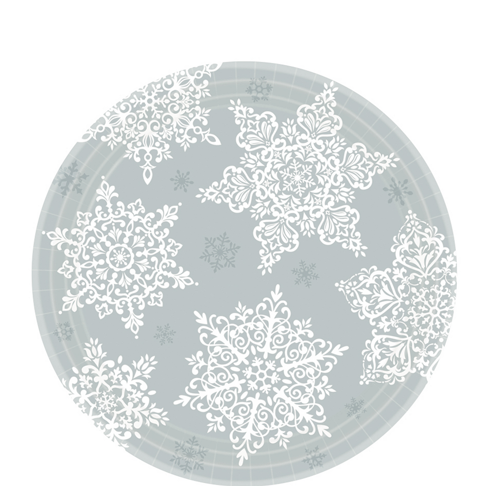 Nav Item for Shining Season Dessert Plates 60ct Image #1