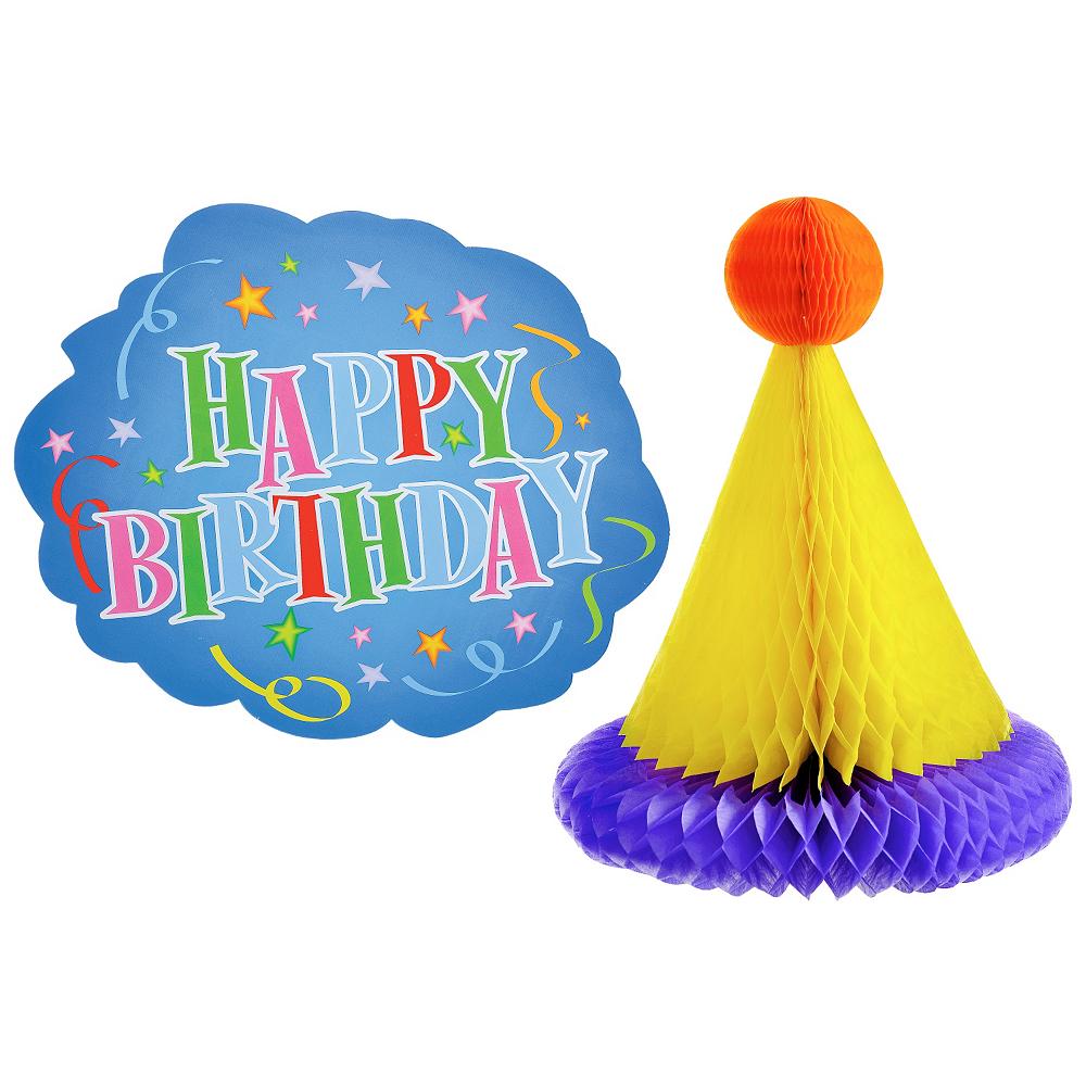 Birthday Decoration Kit Image #1