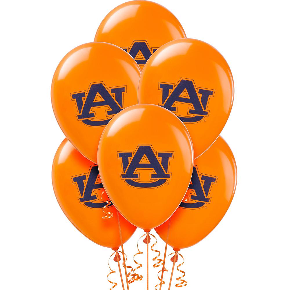 Auburn Tigers Balloons 10ct Image #1