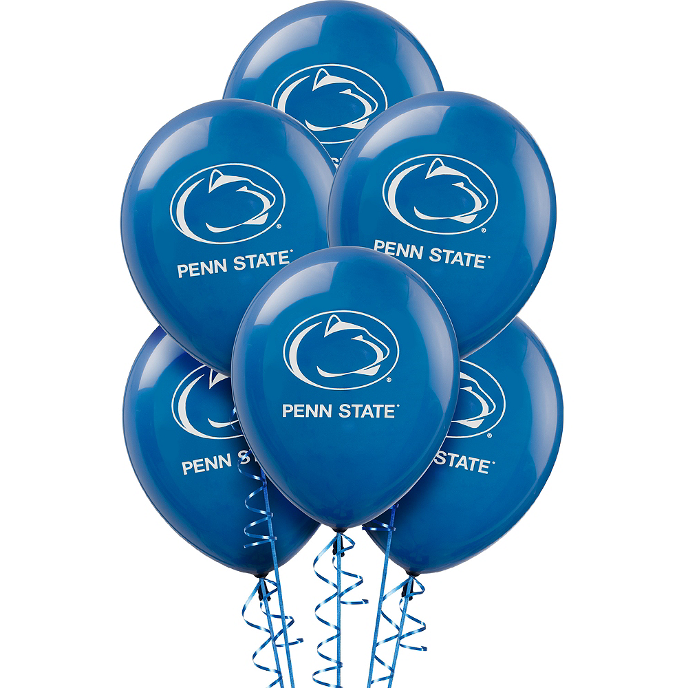 Penn State Nittany Lions Balloons 10ct Image #1