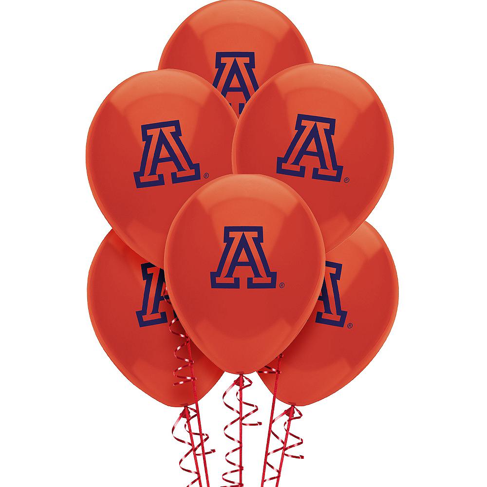 Arizona Wildcats Balloons 10ct Image #1