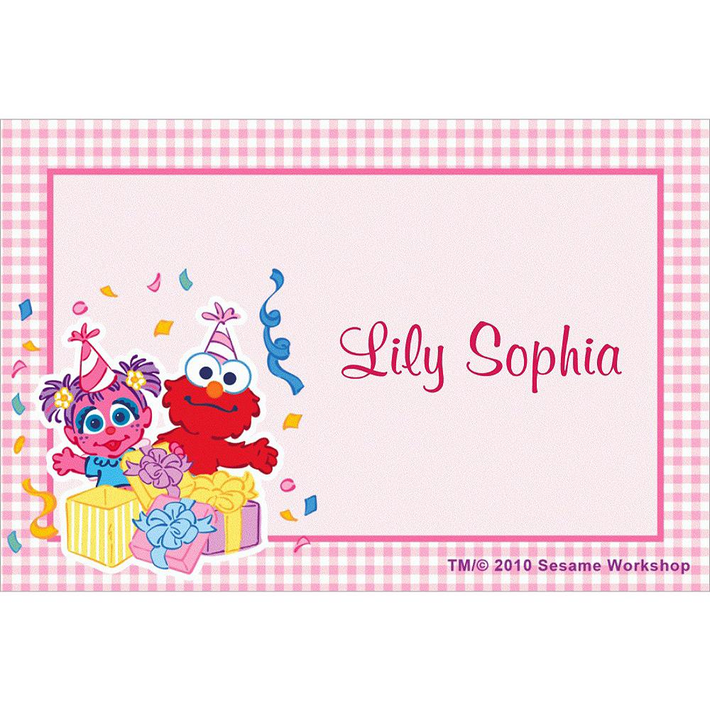 Custom Abby Cadabby 1st Birthday Thank You Notes | Party City