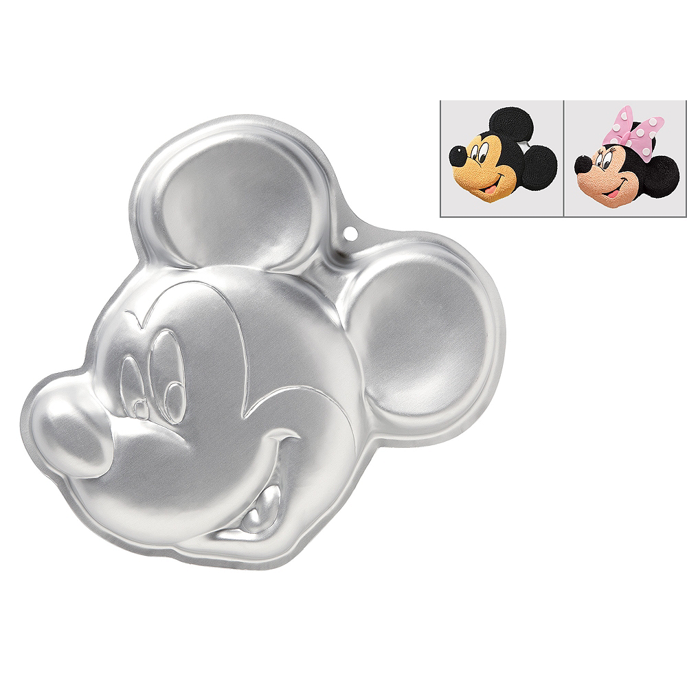 Wilton Mickey Mouse Cake Pan Image #1