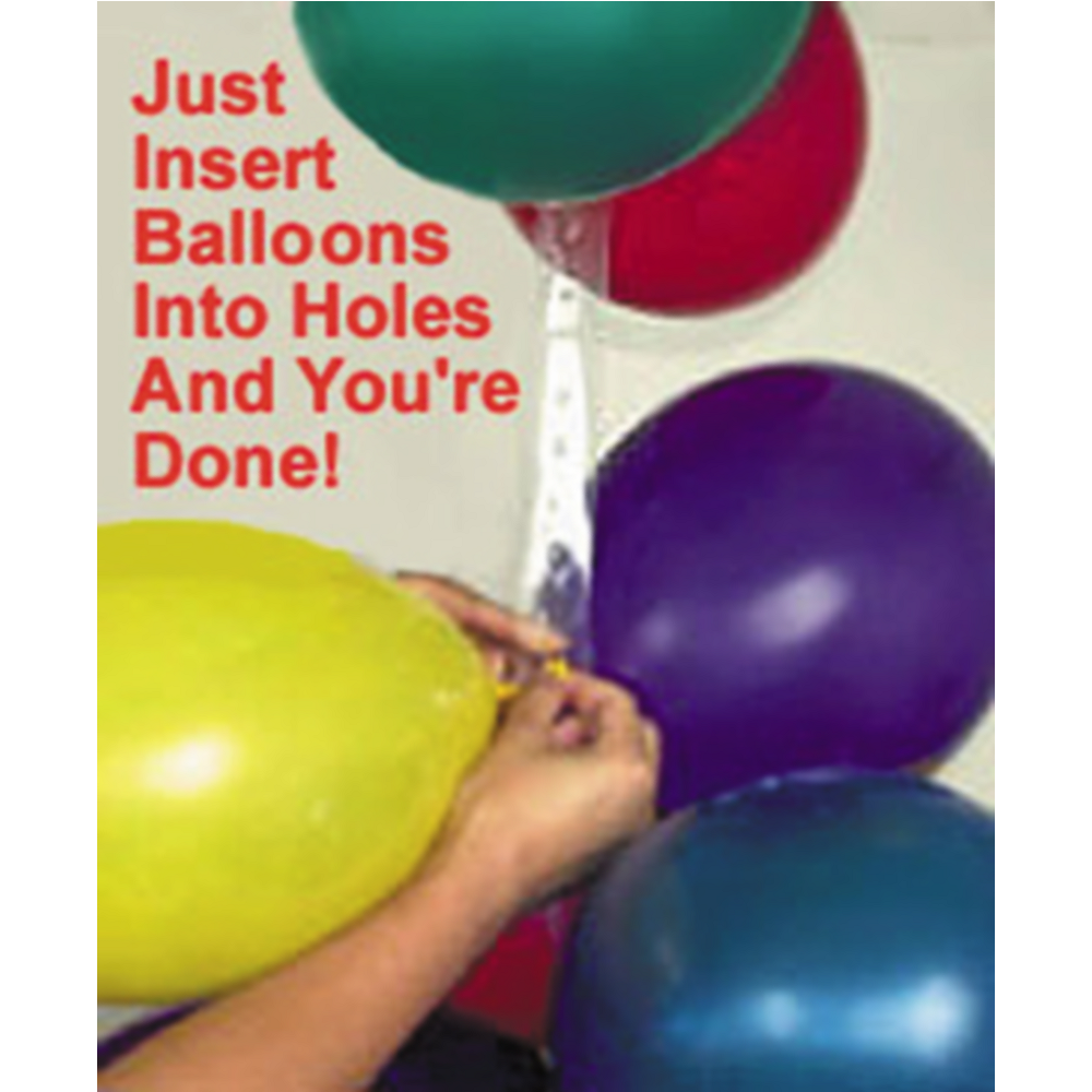 Balloon Arch Decorating Strip 50ft Image 2