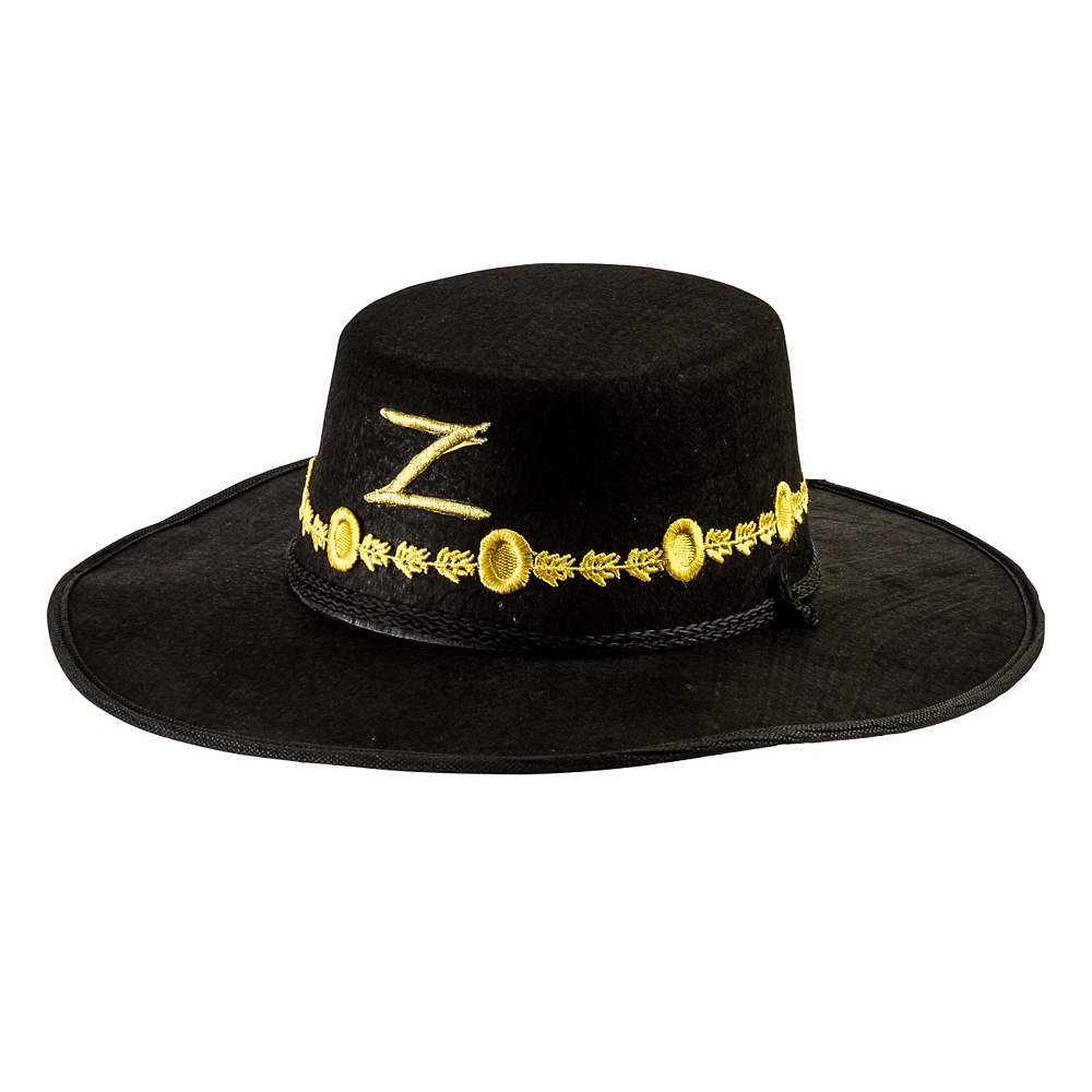 Nav Item for Zorro Hat Image #1