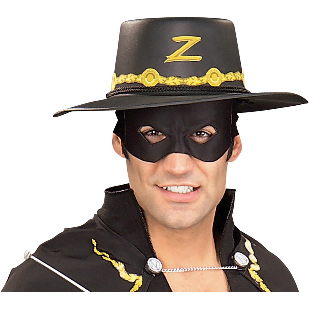 Nav Item for Zorro Hat Image #2