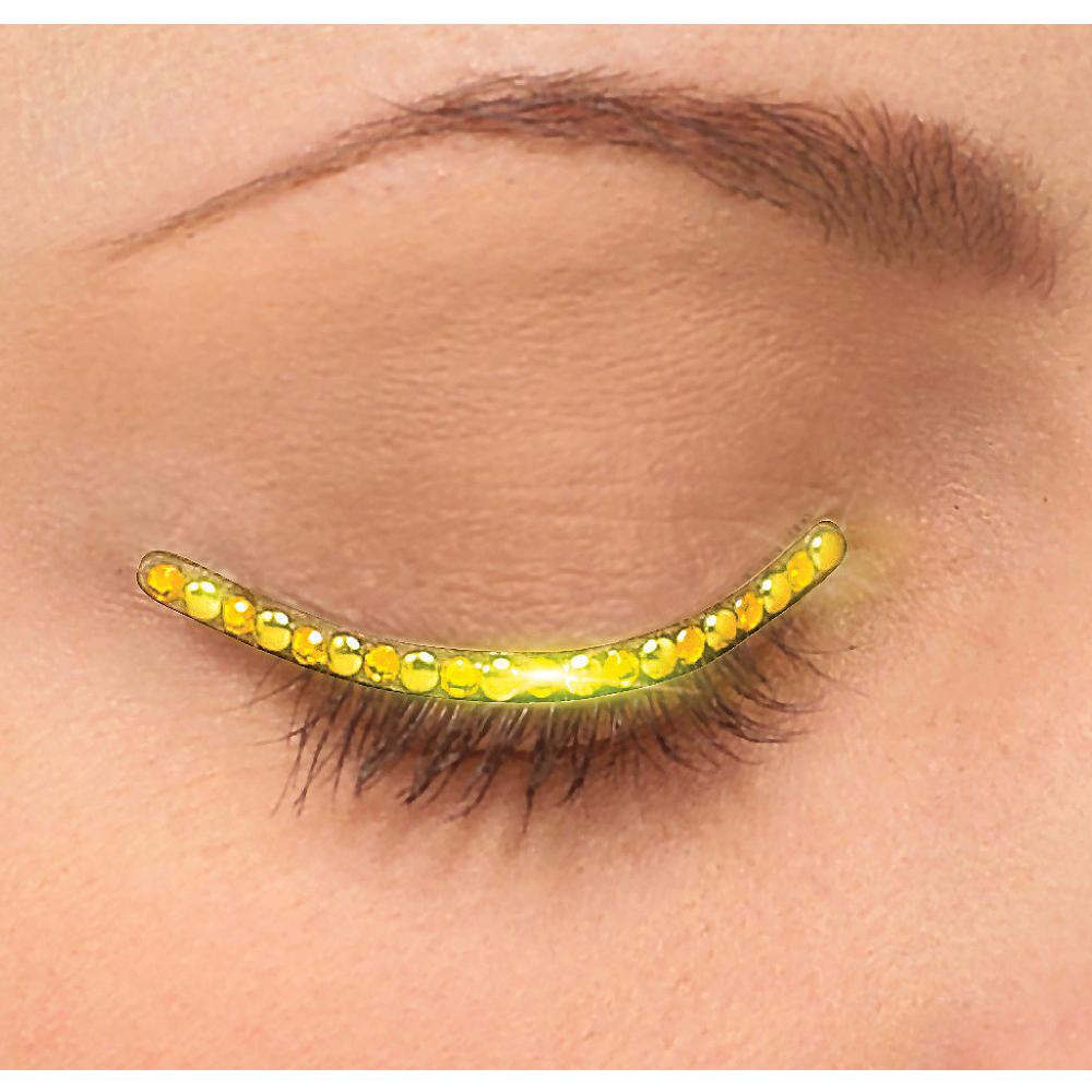Gold Eyelid Jewel Image #1