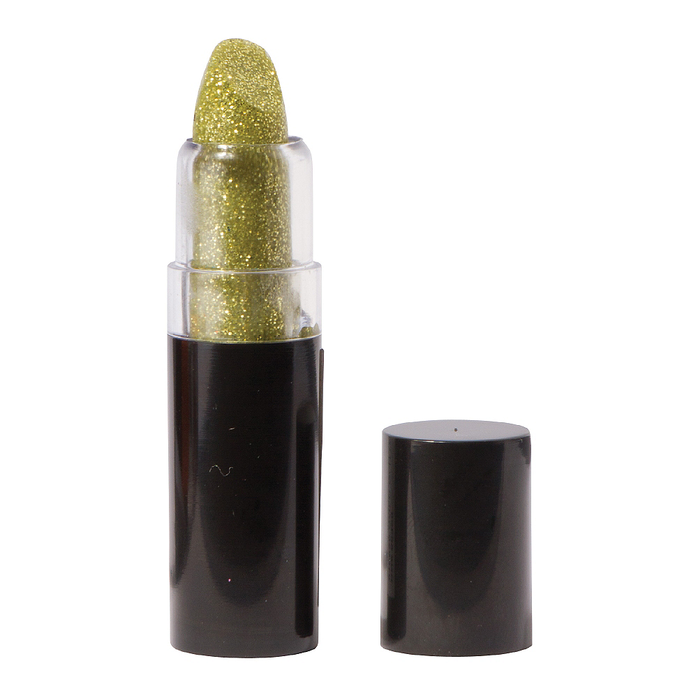 Gold Glitter Lipstick Image #1