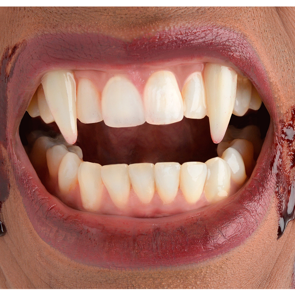 Retractable Vampire Fangs Image #1