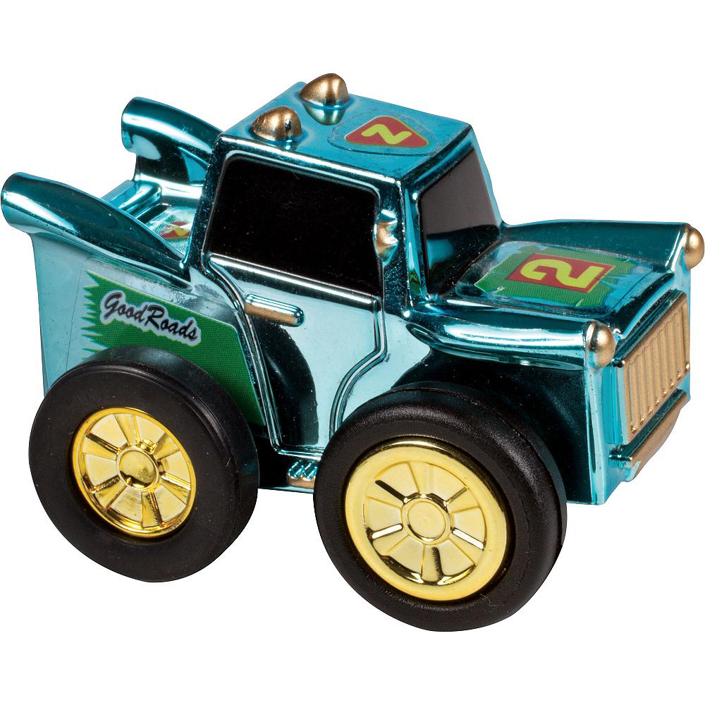 Pull Back Safari Pickup Truck Image #1