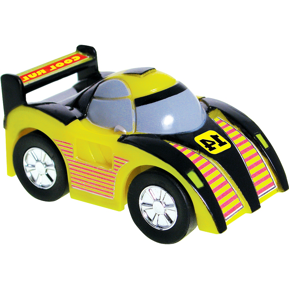 Pull Back Cool Rule Speeder Mini Stock Car Image #1
