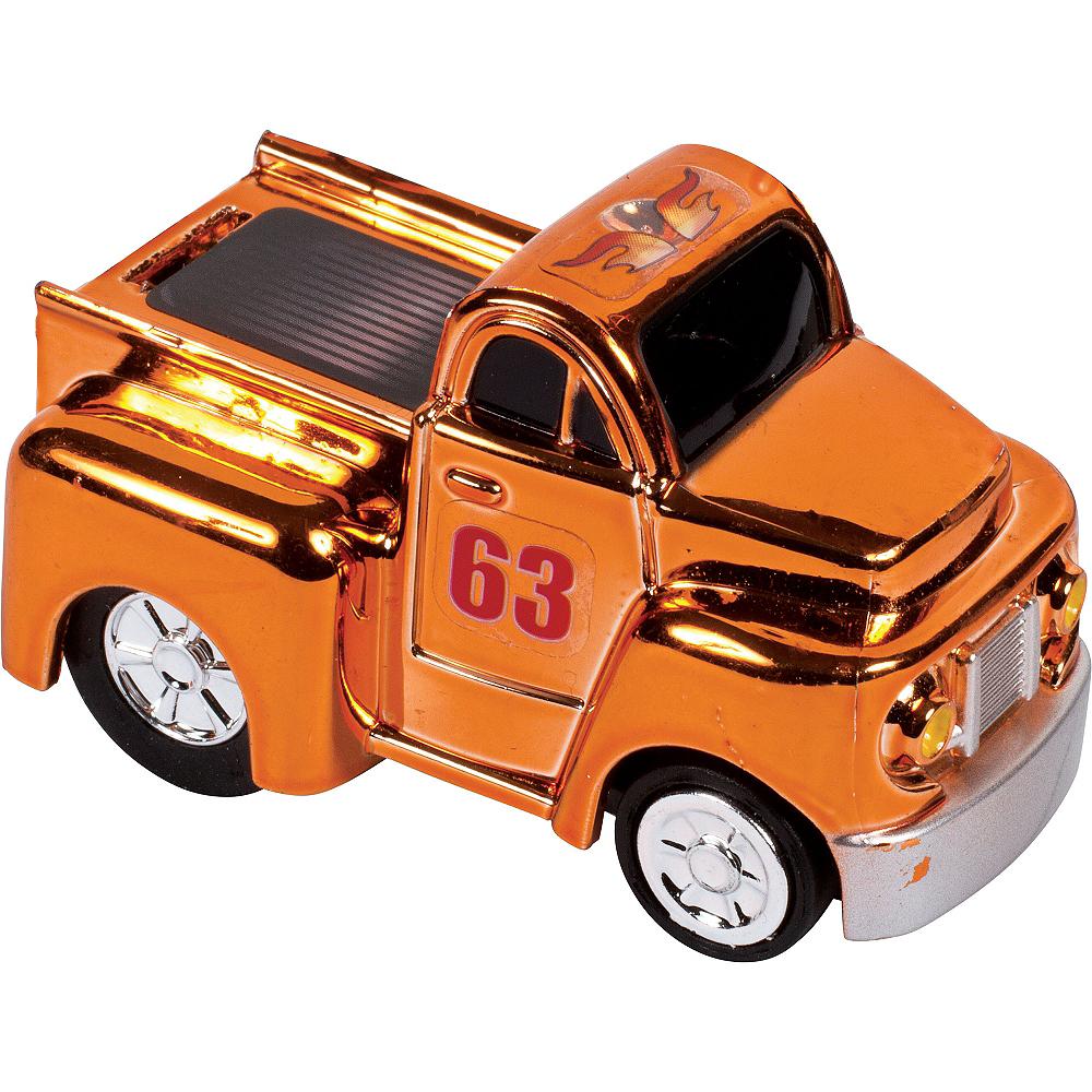 Pull Back Splatter Mini Pickup Truck Image #1