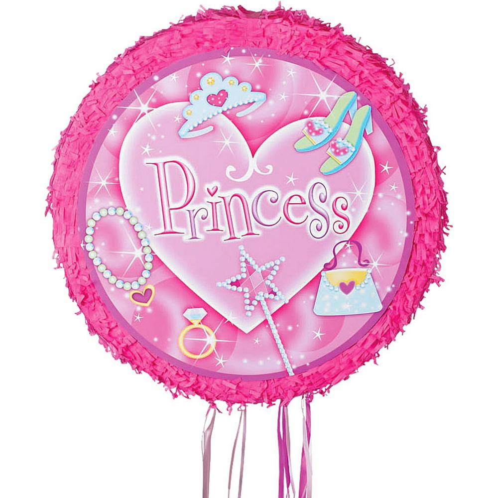 Pull String Princess Pinata Image #1