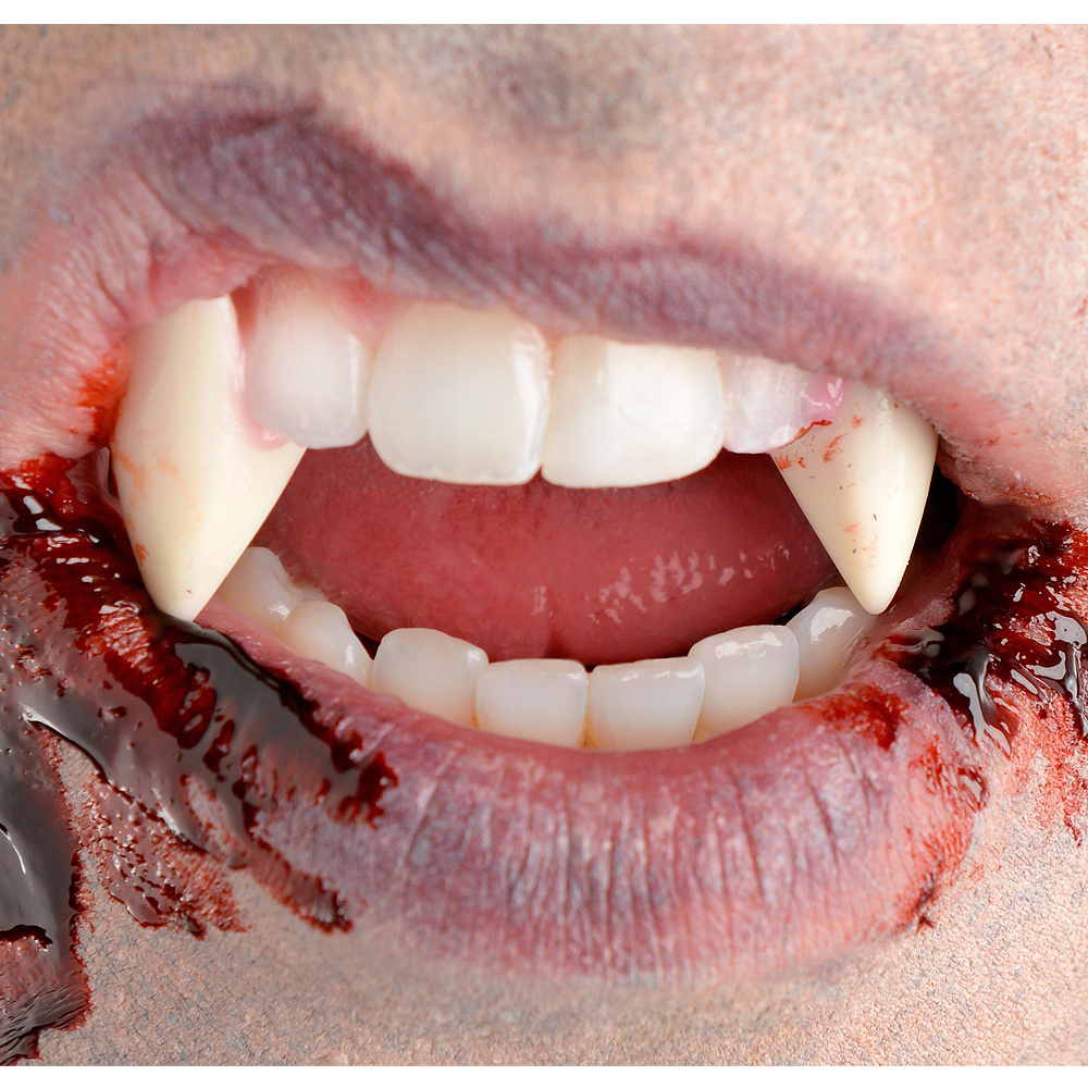 Vampire Fangs Image #1