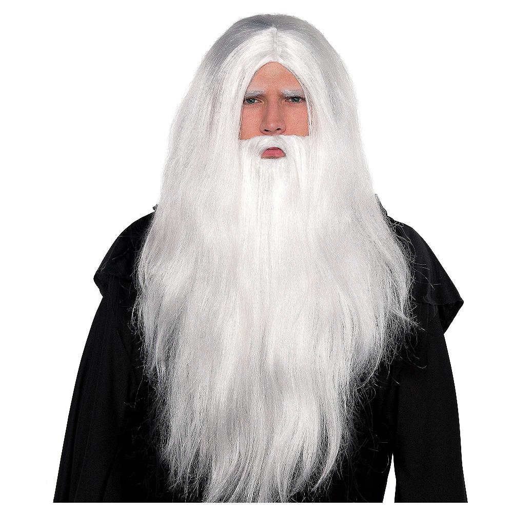 Merlin Wig & Beard Image #1