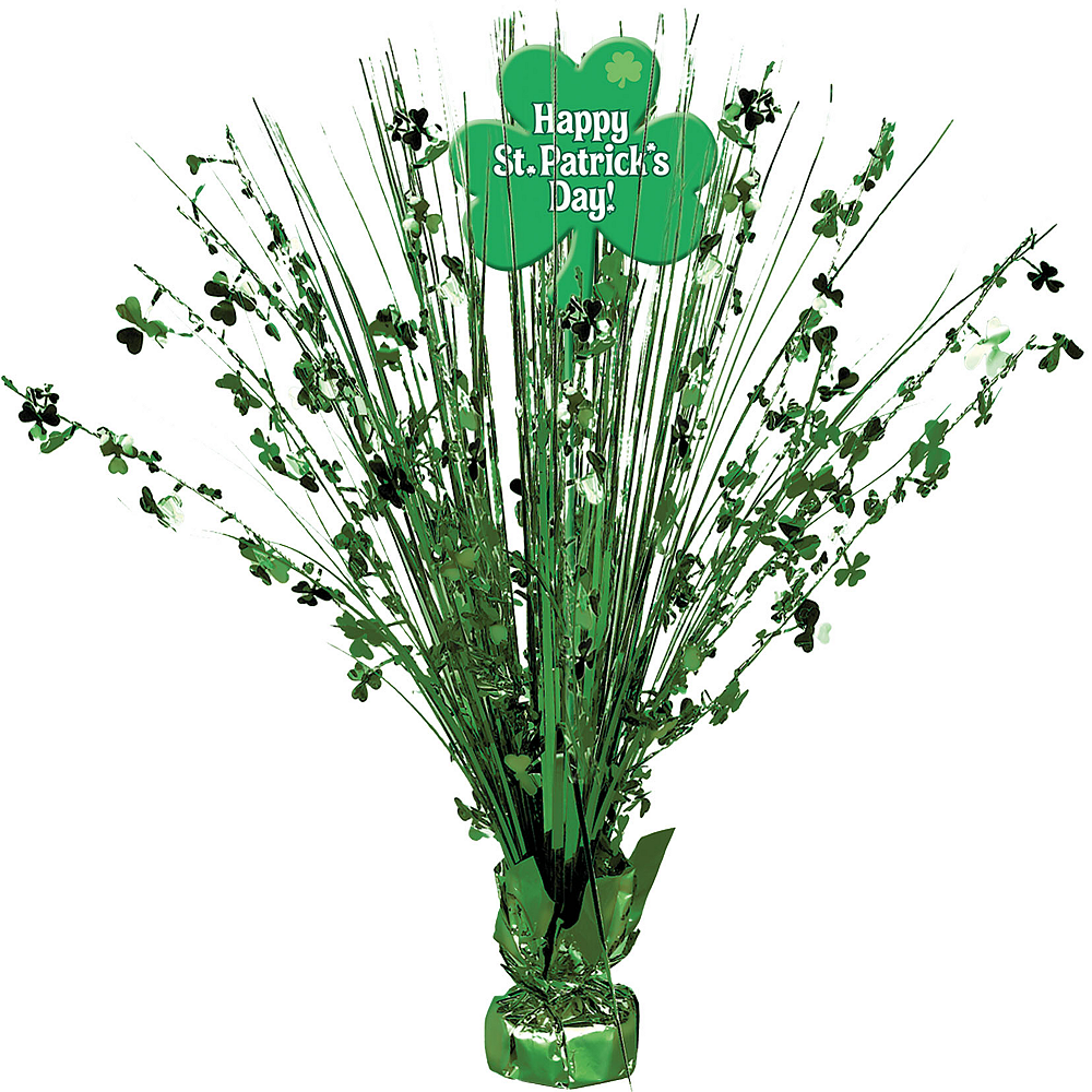St. Patrick's Day Spray Centerpiece Image #1