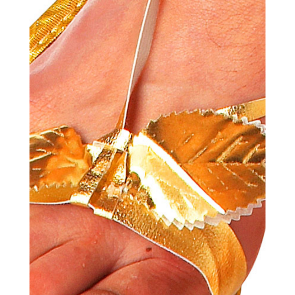 Gold Goddess Sandals Image #2