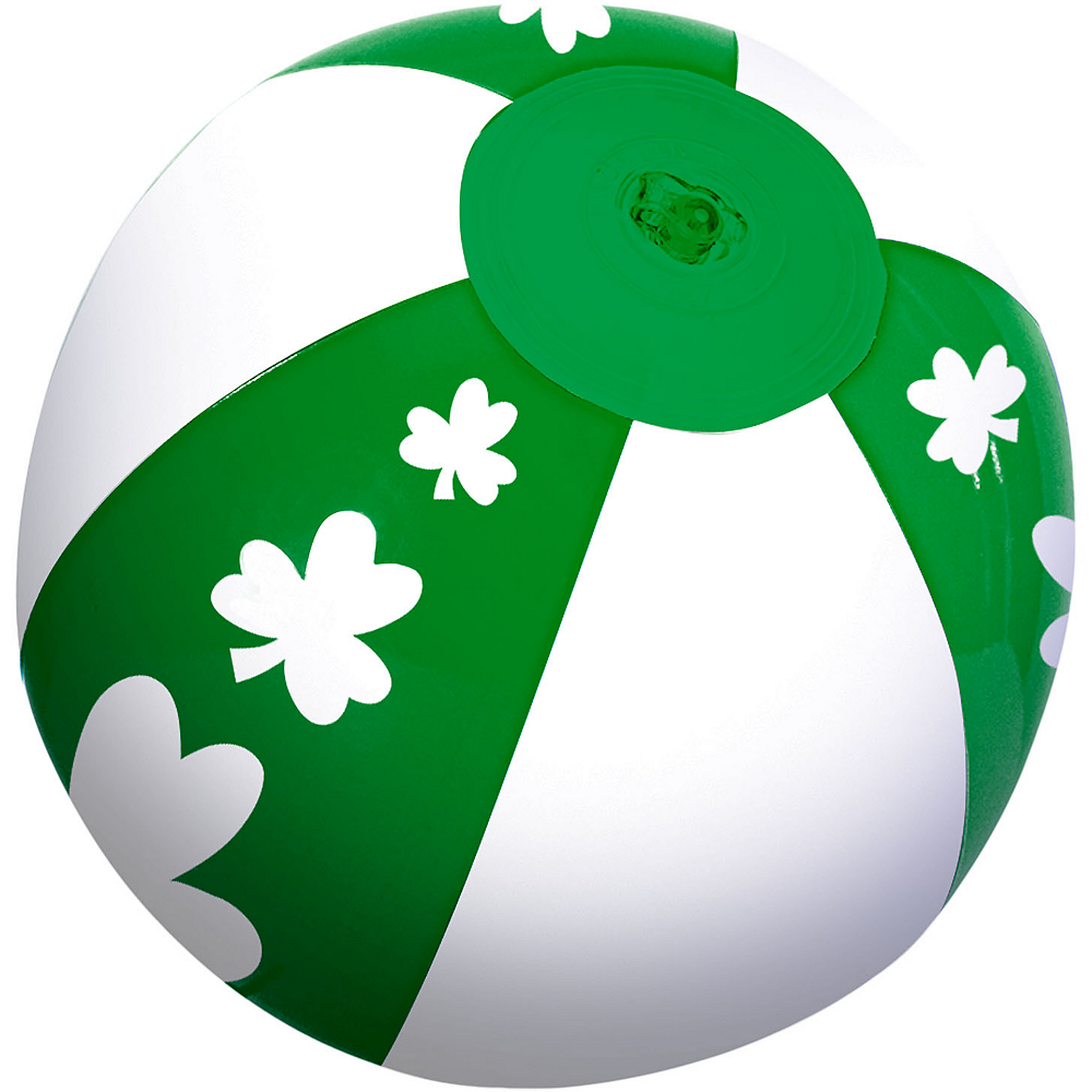 Shamrock Inflatable Ball Image #1