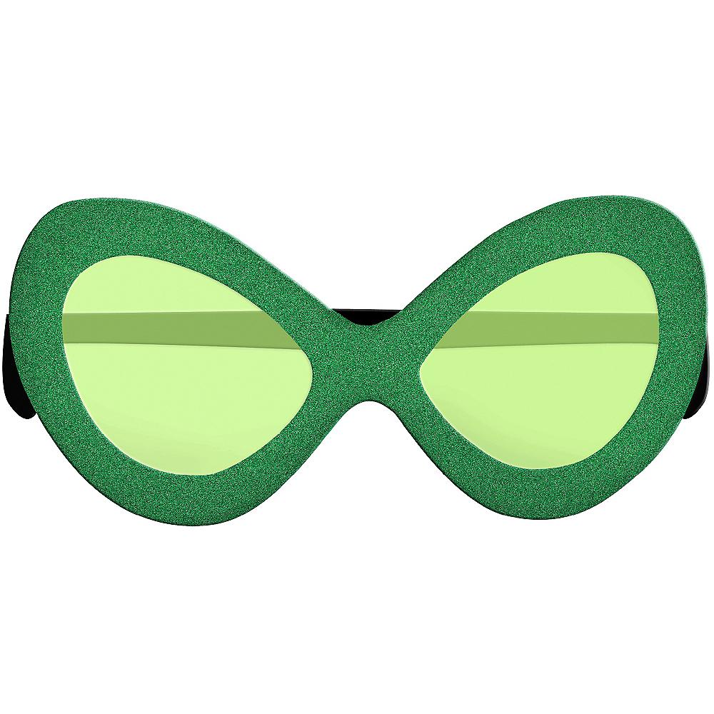 St. Patrick's Day Diva Sunglasses Image #1