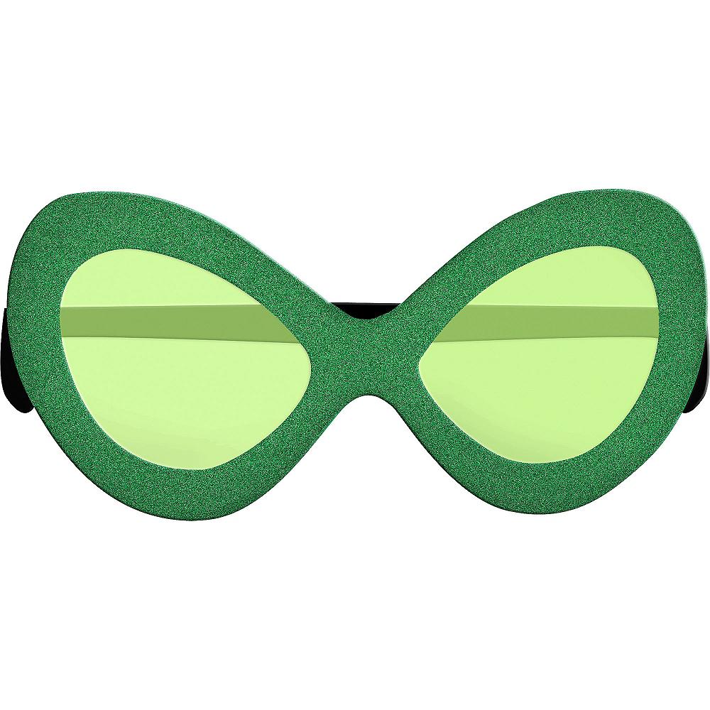 St. Patrick's Day Diva Sunglasses Image #2