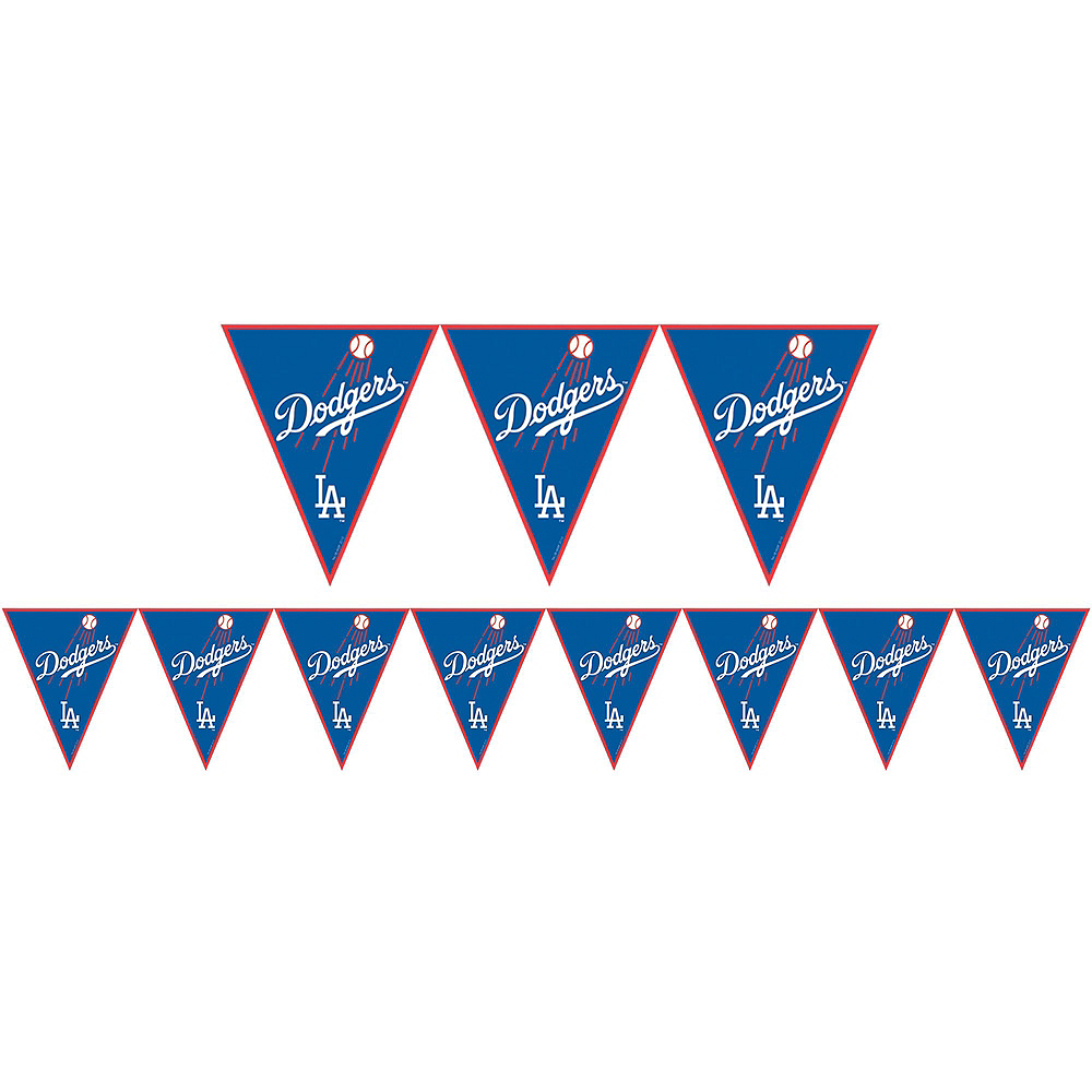 Super Los Angeles Dodgers Party Kit for 18 Guests Image #7