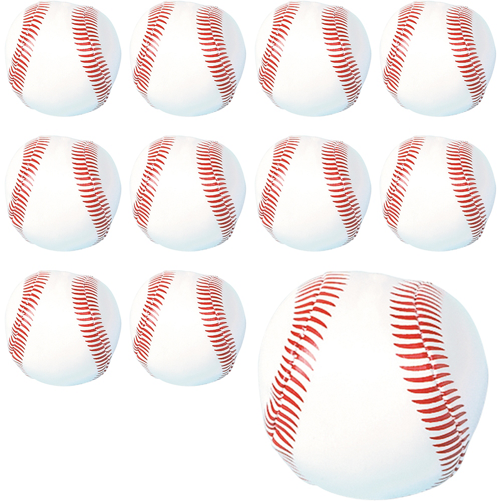 Nav Item for Soft Baseballs 24ct Image #1