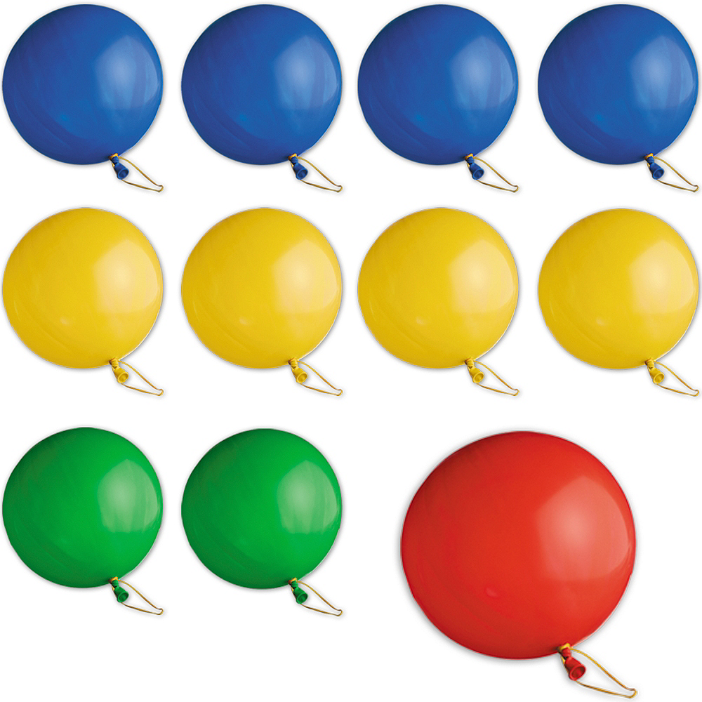 Punch Balloons 24ct Image #1