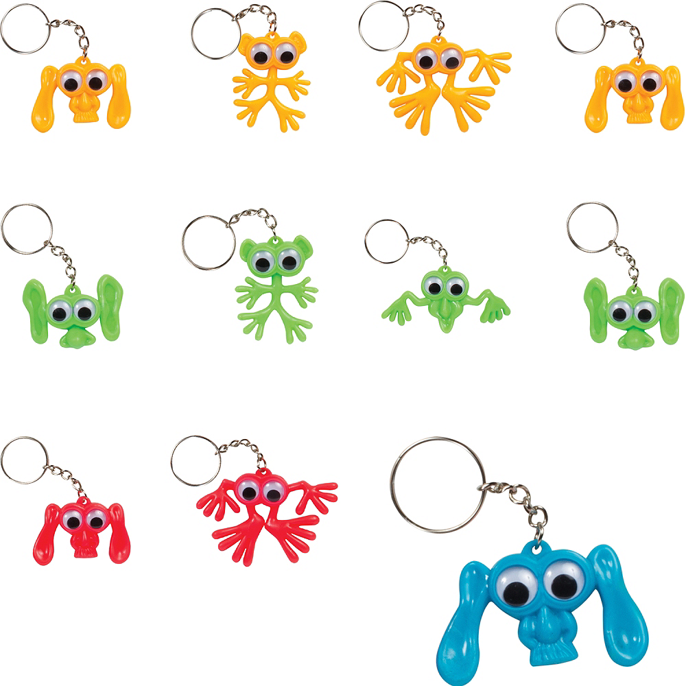 Nav Item for Creature Keychains 24ct Image #1