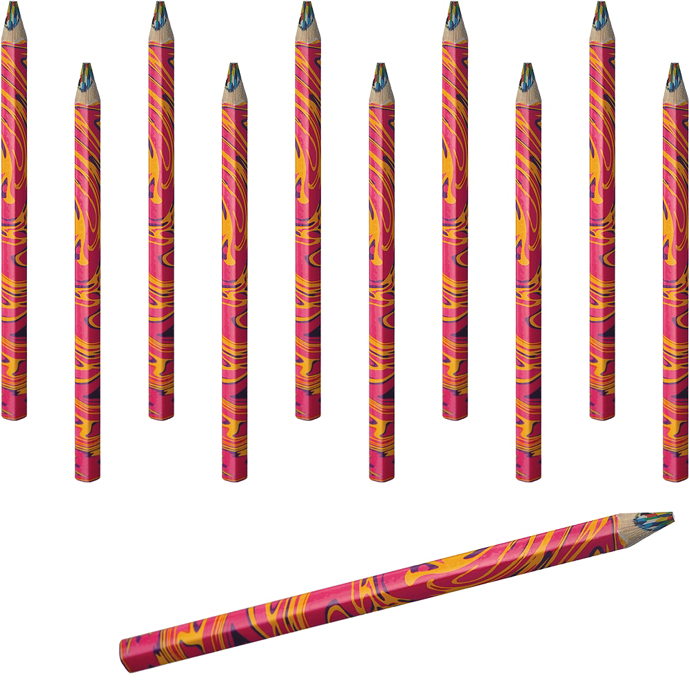 Multicolor Pencils 24ct Image #1