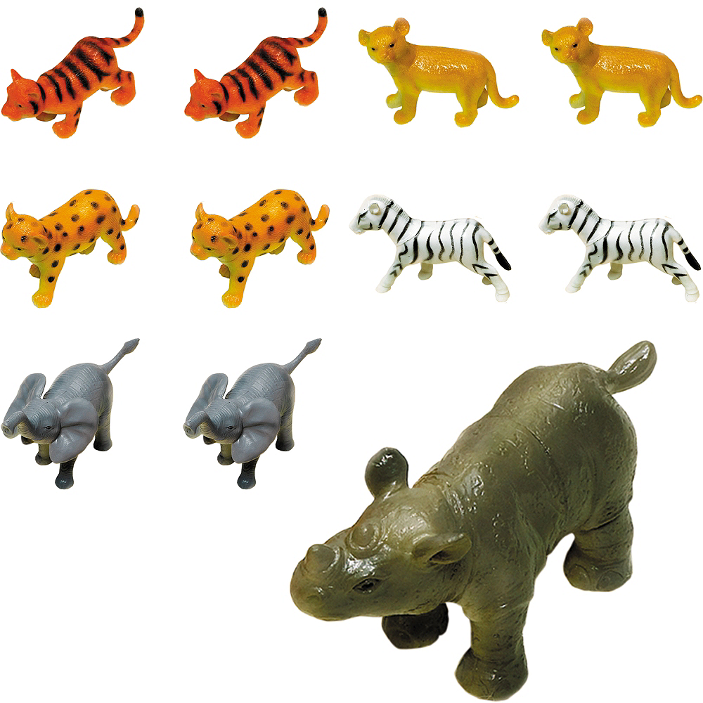 Baby Jungle Animals 24ct Image #1