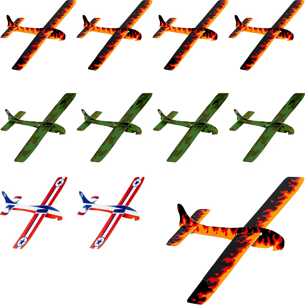Airplane Gliders 24ct Image #1