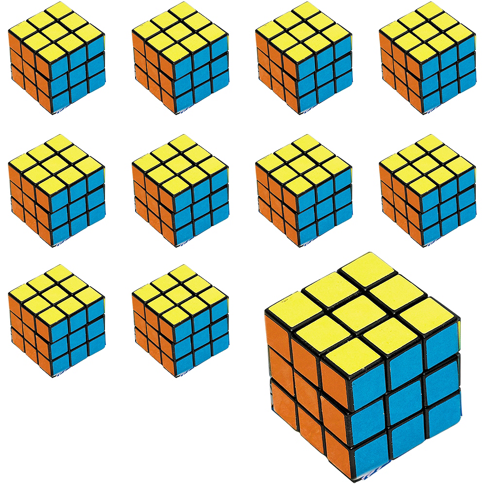 Nav Item for Puzzle Cubes 24ct Image #1