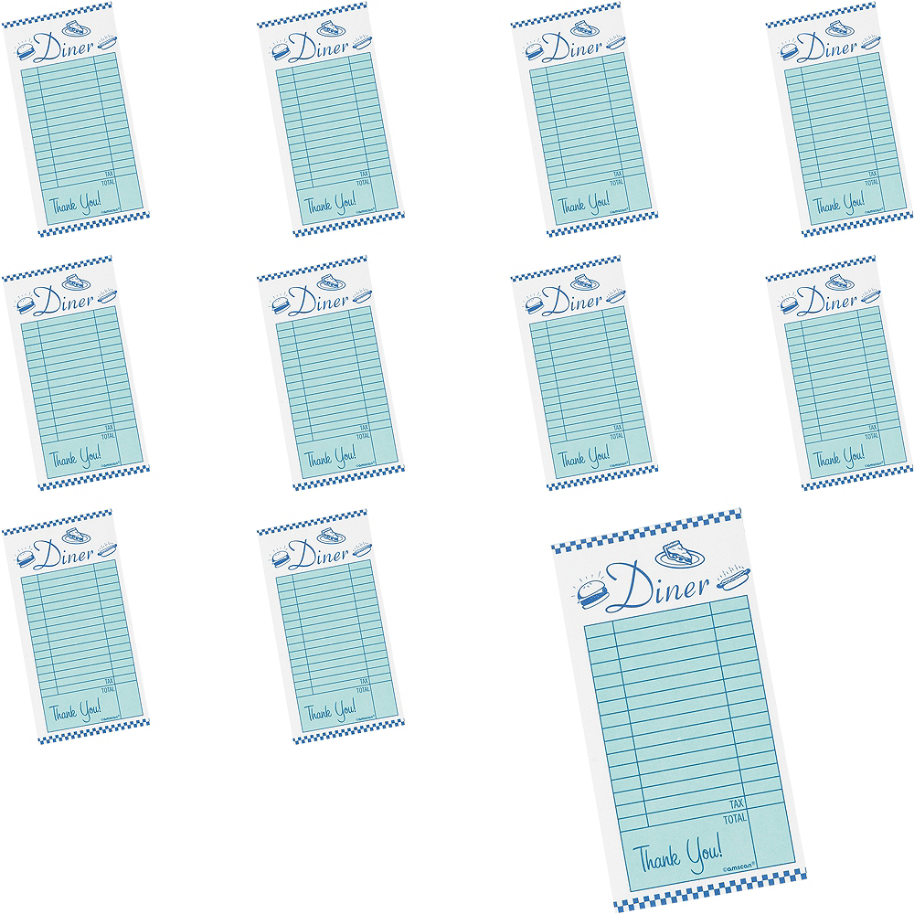 Nav Item for Diner Order Pads 48ct Image #1