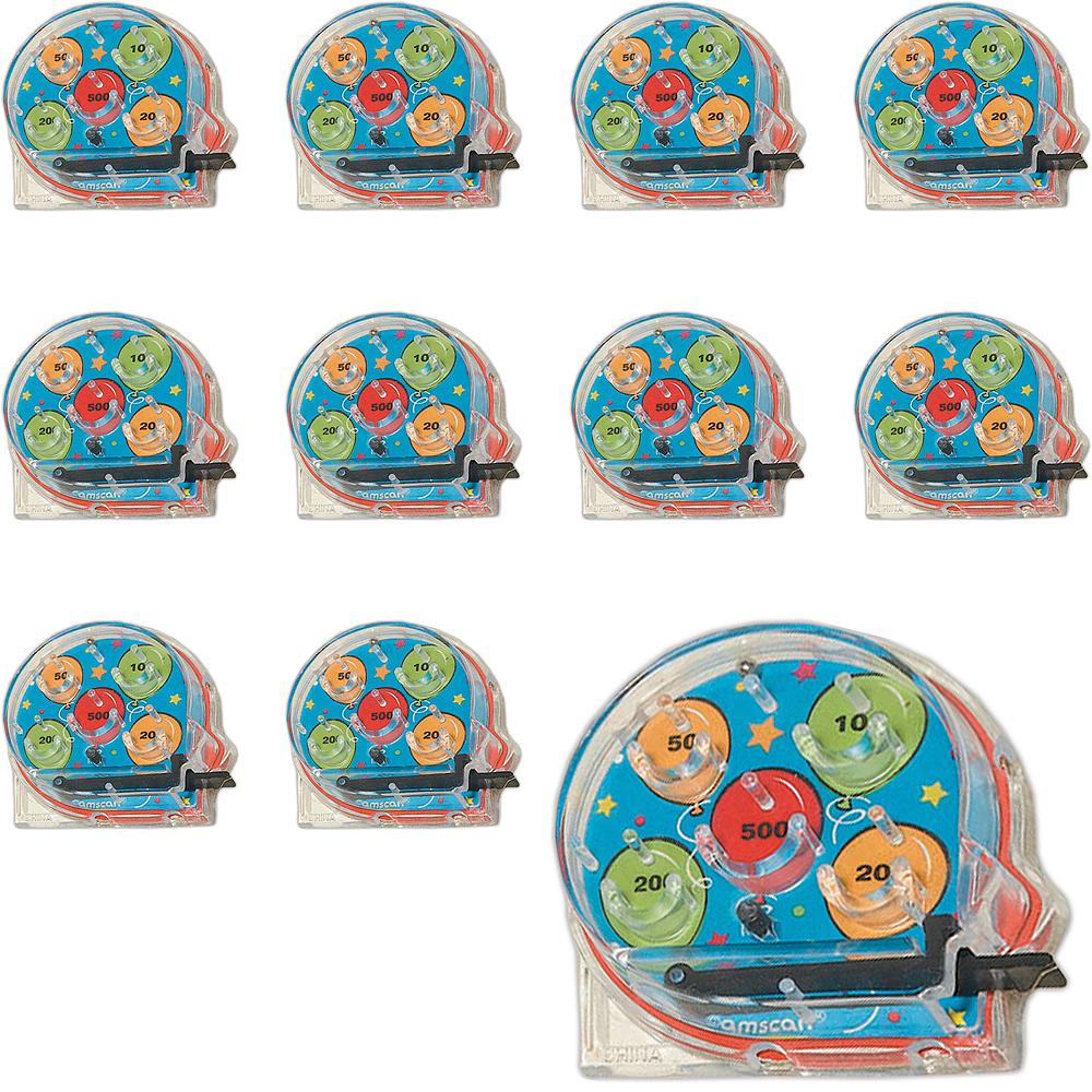 Mini Pinball Games 48ct Image #1