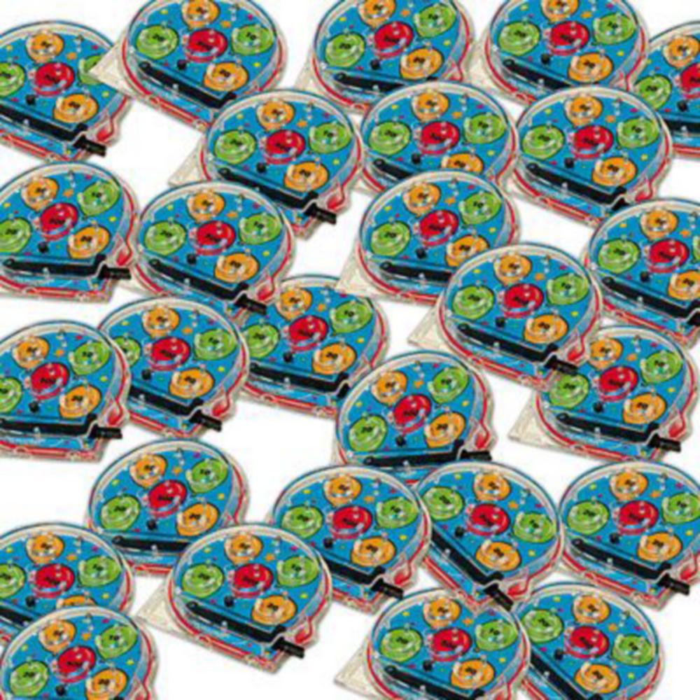 Mini Pinball Games 48ct Image #2