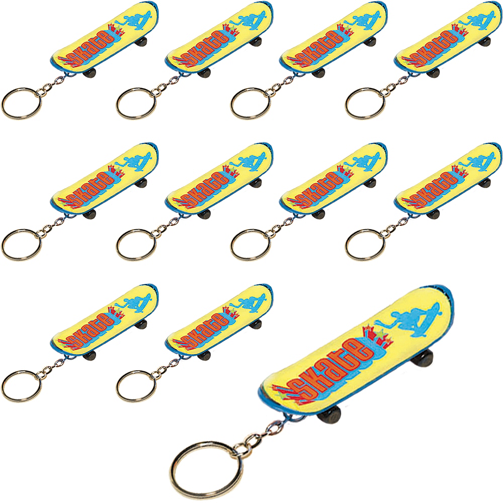 Nav Item for Skateboard Keychains 48ct Image #1