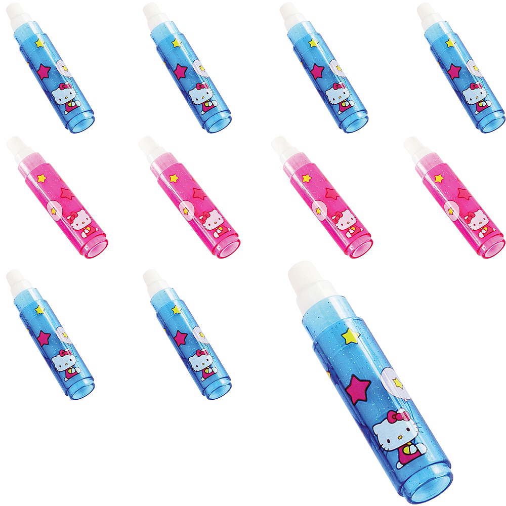 Hello Kitty Push-Up Erasers 24ct Image #1