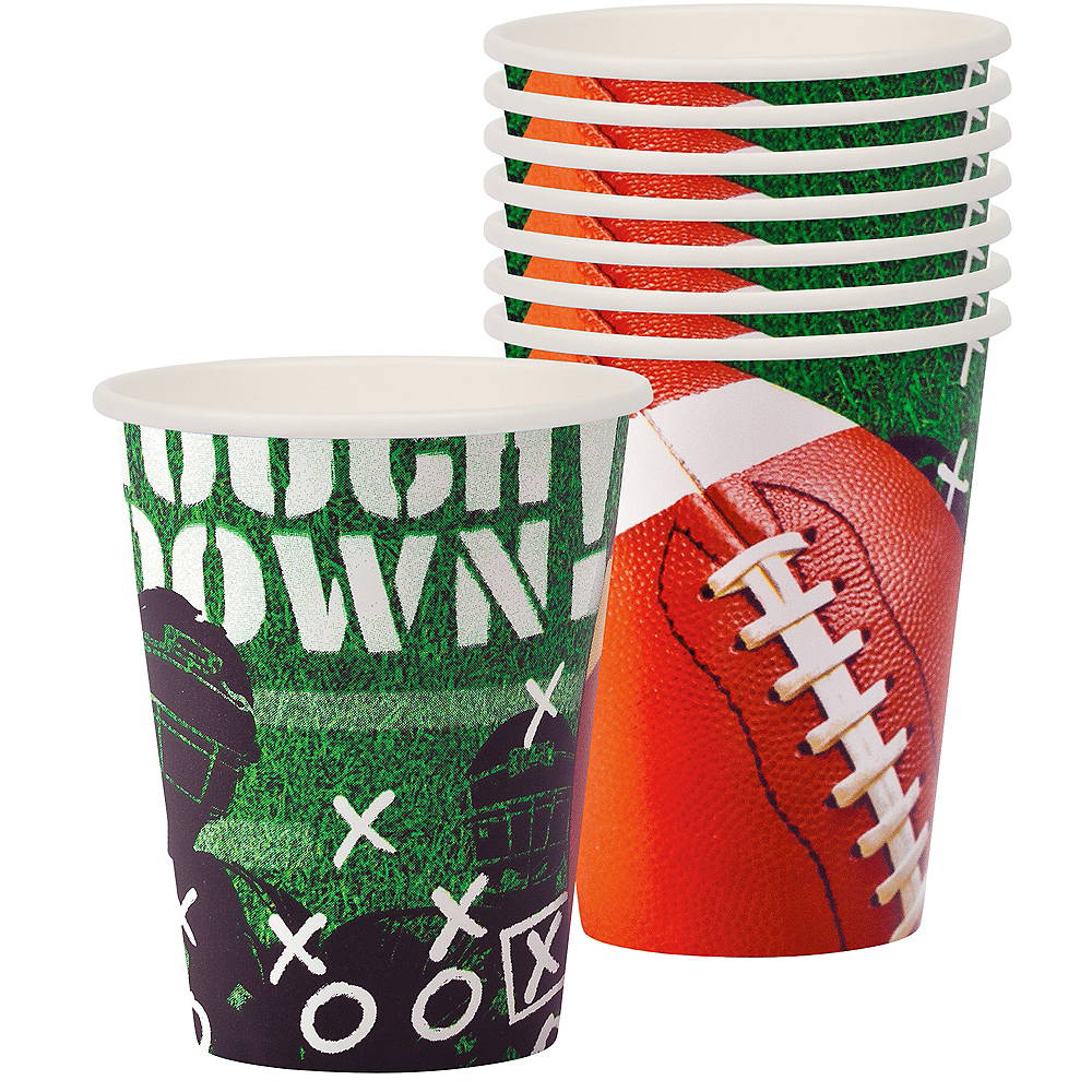 Football Frenzy Cups 36ct Image #1