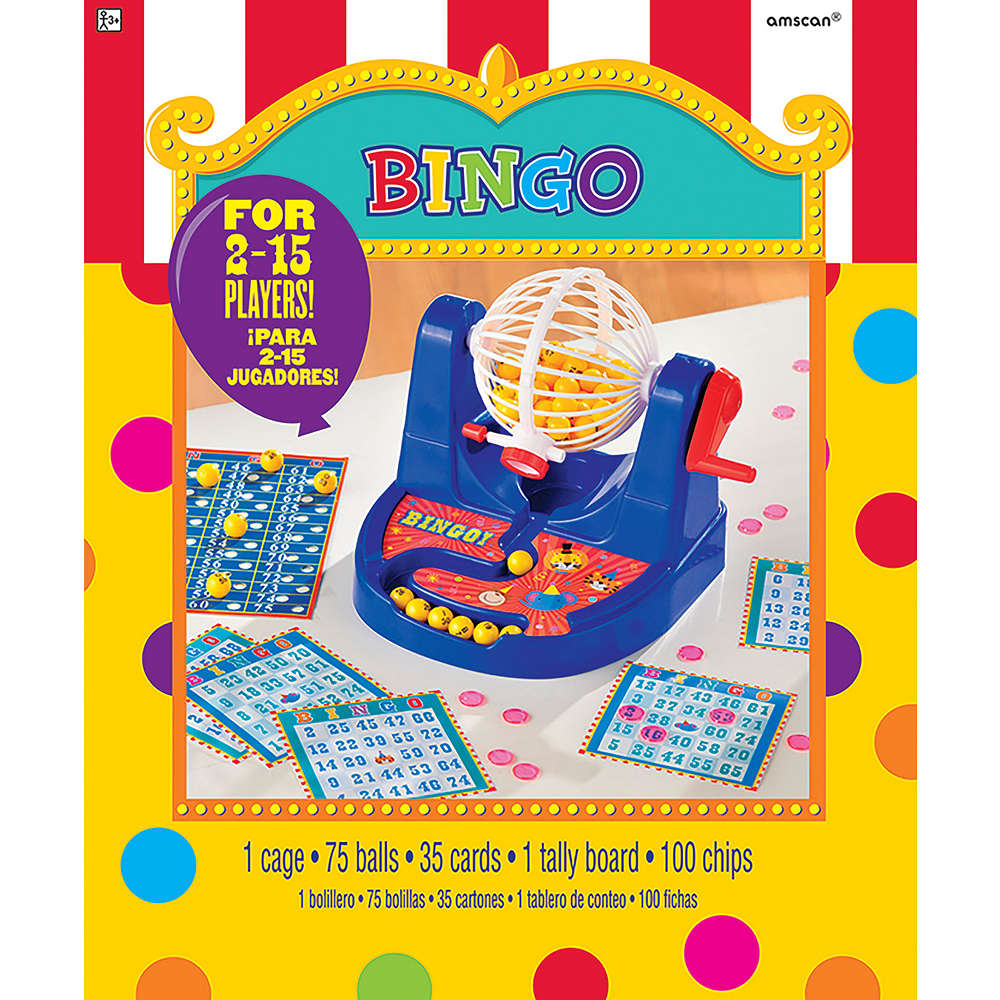 Bingo Game Set Image 1