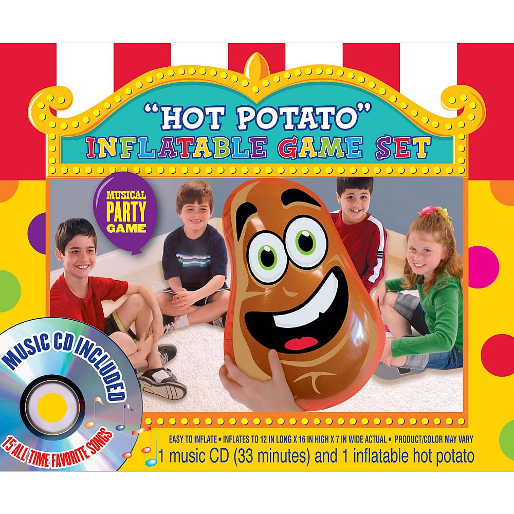 Inflatable Hot Potato Game Image #1