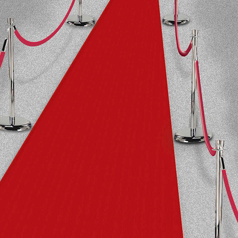 Nav Item for Hollywood Red Carpet Runner Image #1