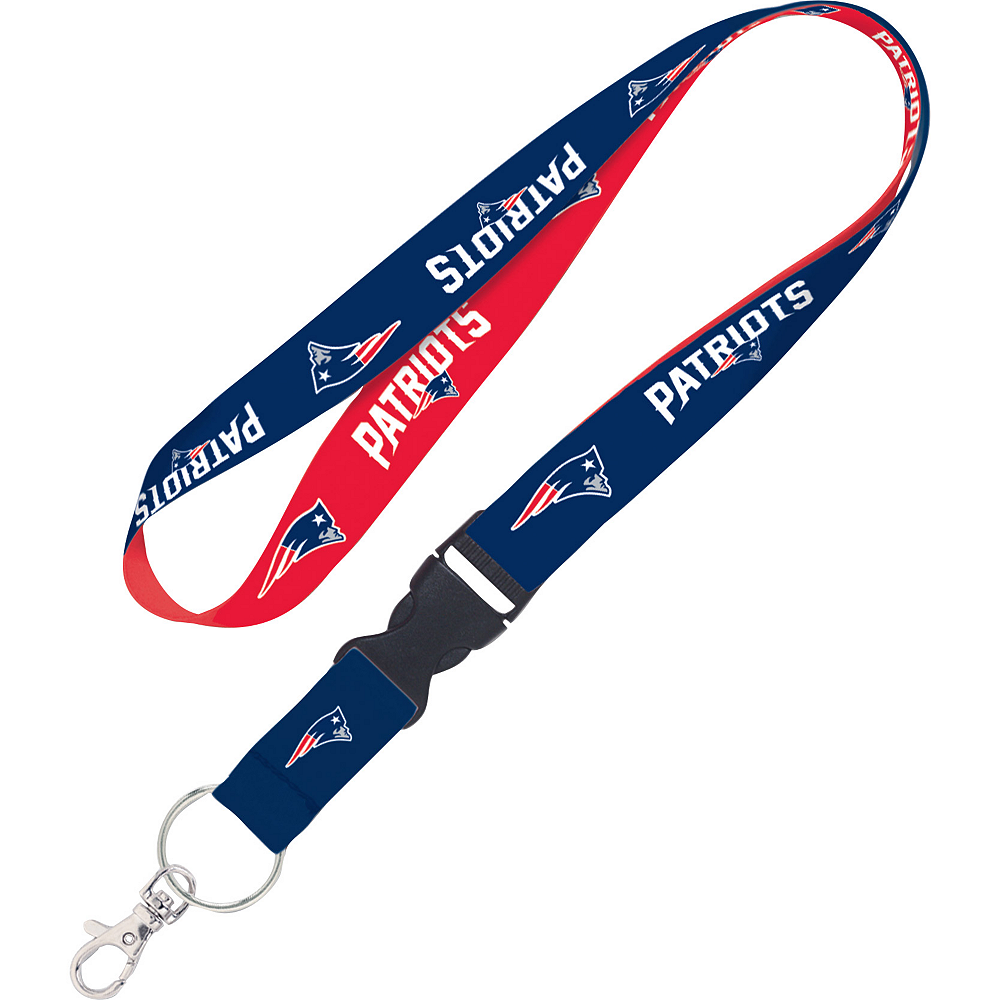 New England Patriots Lanyard Image #1