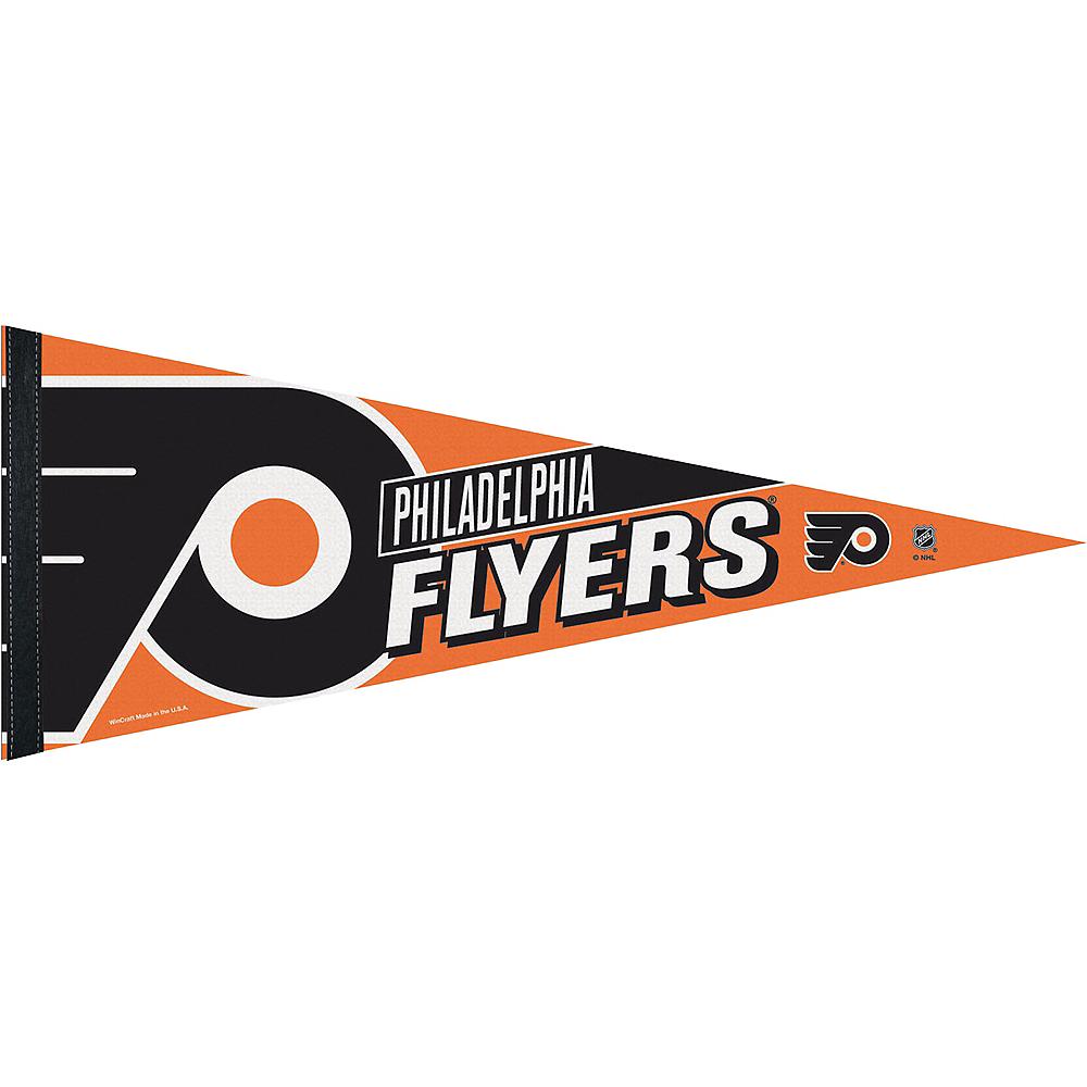 Philadelphia Flyers Pennant Flag Image #1