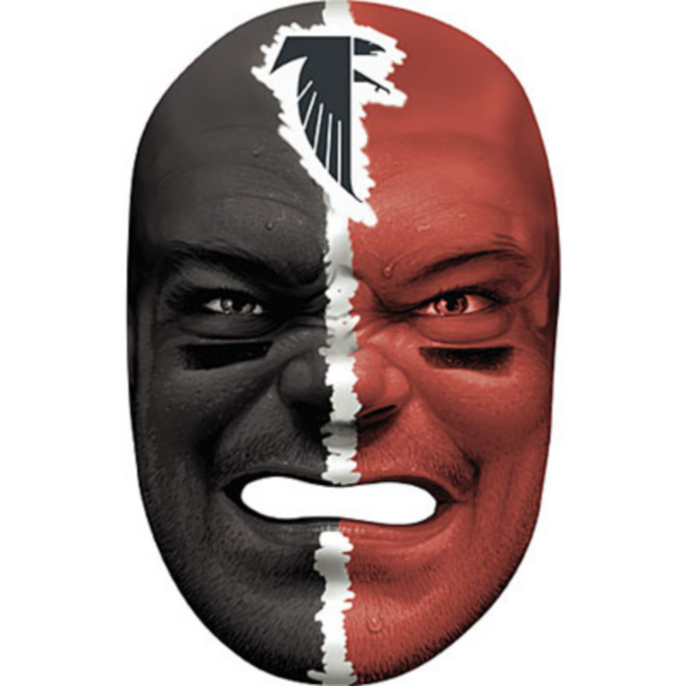 Atlanta Falcons Fan Face Mask Image #1